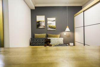 30平米超小户型北欧风格卧室装修案例