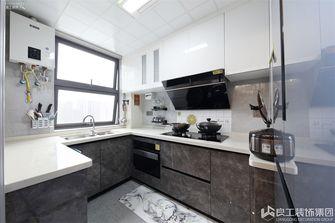 130平米三室两厅现代简约风格厨房装修效果图