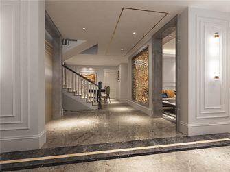 140平米别墅美式风格楼梯间设计图