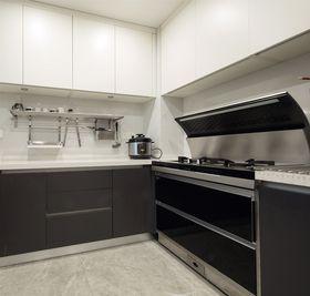 30平米以下超小戶型現代簡約風格廚房裝修圖片大全