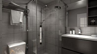70平米一室一厅欧式风格卫生间装修案例