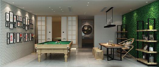 140平米别墅日式风格健身室装修图片大全
