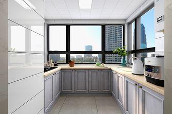 120平米欧式风格厨房欣赏图