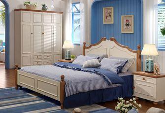 经济型70平米地中海风格卧室设计图