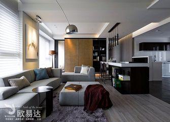 富裕型90平米三室一厅北欧风格阳光房图片大全