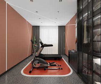 140平米复式其他风格健身室装修效果图