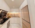 140平米三室两厅东南亚风格厨房图片