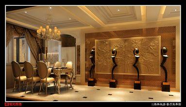 20万以上140平米四室五厅欧式风格餐厅效果图