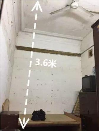 30平米超小户型宜家风格书房图