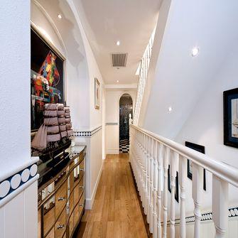 130平米三地中海风格走廊装修案例