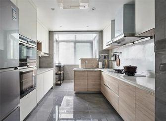 140平米复式北欧风格厨房效果图