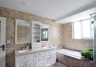 20万以上140平米别墅美式风格卫生间设计图