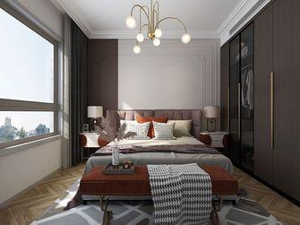 100平米三室一厅法式风格卧室装修图片大全