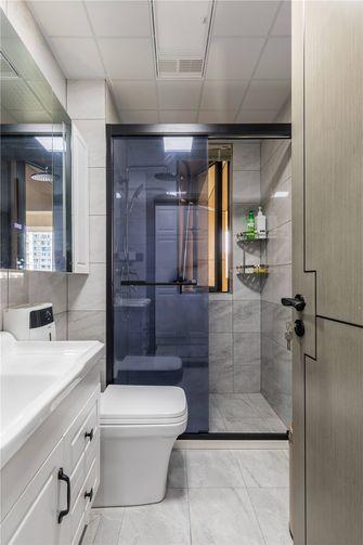 100平米三室三厅混搭风格卫生间装修图片大全