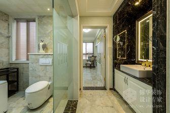 20万以上140平米四室两厅新古典风格卫生间装修图片大全