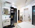 50平米一室一厅宜家风格卫生间欣赏图