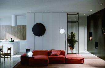 80平米一居室现代简约风格其他区域图片大全