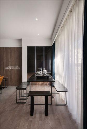 140平米四室两厅现代简约风格阳台图片大全