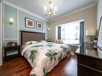 60平米公寓美式风格卧室欣赏图