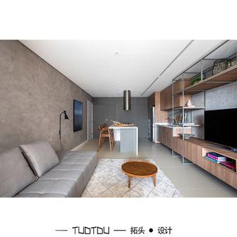 20万以上60平米公寓混搭风格客厅图片大全