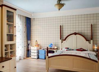 140平米三室两厅新古典风格儿童房图片