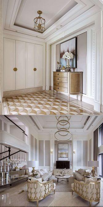 140平米别墅美式风格书房装修图片大全