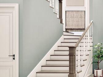 140平米三其他风格楼梯间装修效果图