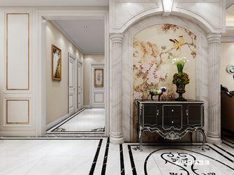 140平米四室两厅新古典风格玄关图片大全