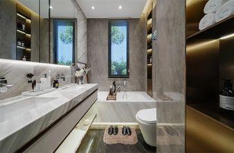 130平米三室两厅其他风格卫生间设计图
