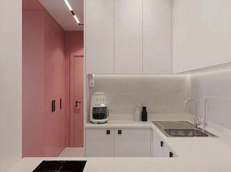 50平米一室一厅现代简约风格厨房图片