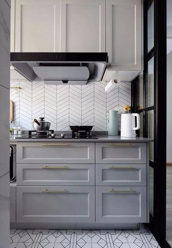 50平米小户型混搭风格厨房设计图
