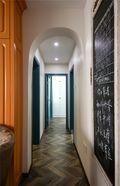 80平米东南亚风格走廊图片大全