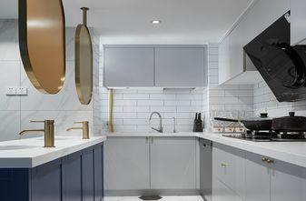 70平米公寓北欧风格厨房图