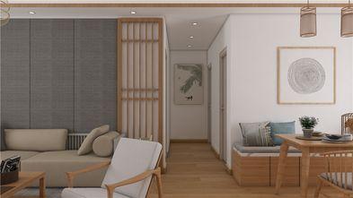 120平米三室两厅日式风格走廊装修效果图