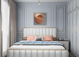 70平米法式风格卧室装修效果图