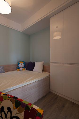140平米三室两厅混搭风格儿童房图