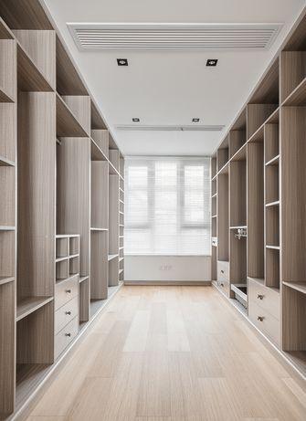 140平米四室两厅日式风格衣帽间图片大全