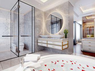 140平米复式法式风格卫生间设计图