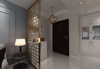 110平米三室两厅美式风格玄关装修效果图