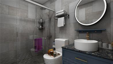 70平米一室两厅美式风格卫生间装修案例