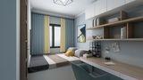 90平米地中海风格卧室图
