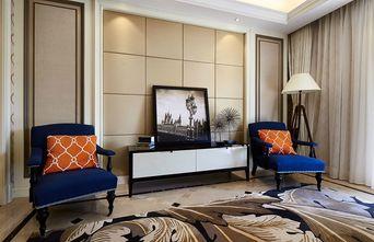 120平米新古典风格客厅装修案例