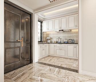 110平米三室两厅混搭风格厨房效果图
