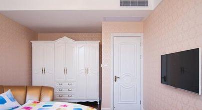 15-20万140平米四室五厅现代简约风格卧室图片大全