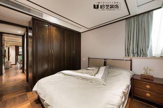 140平米别墅中式风格卧室装修案例