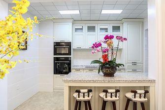 140平米四新古典风格厨房装修案例