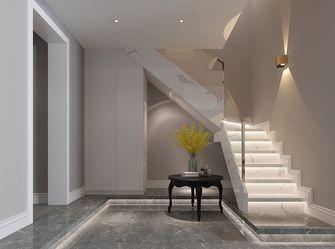 140平米别墅法式风格楼梯间图