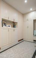10-15万140平米四室两厅中式风格衣帽间装修案例