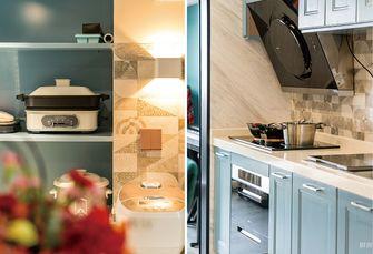 60平米美式风格厨房欣赏图