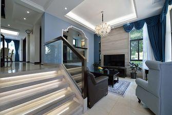 20万以上140平米复式美式风格楼梯欣赏图
